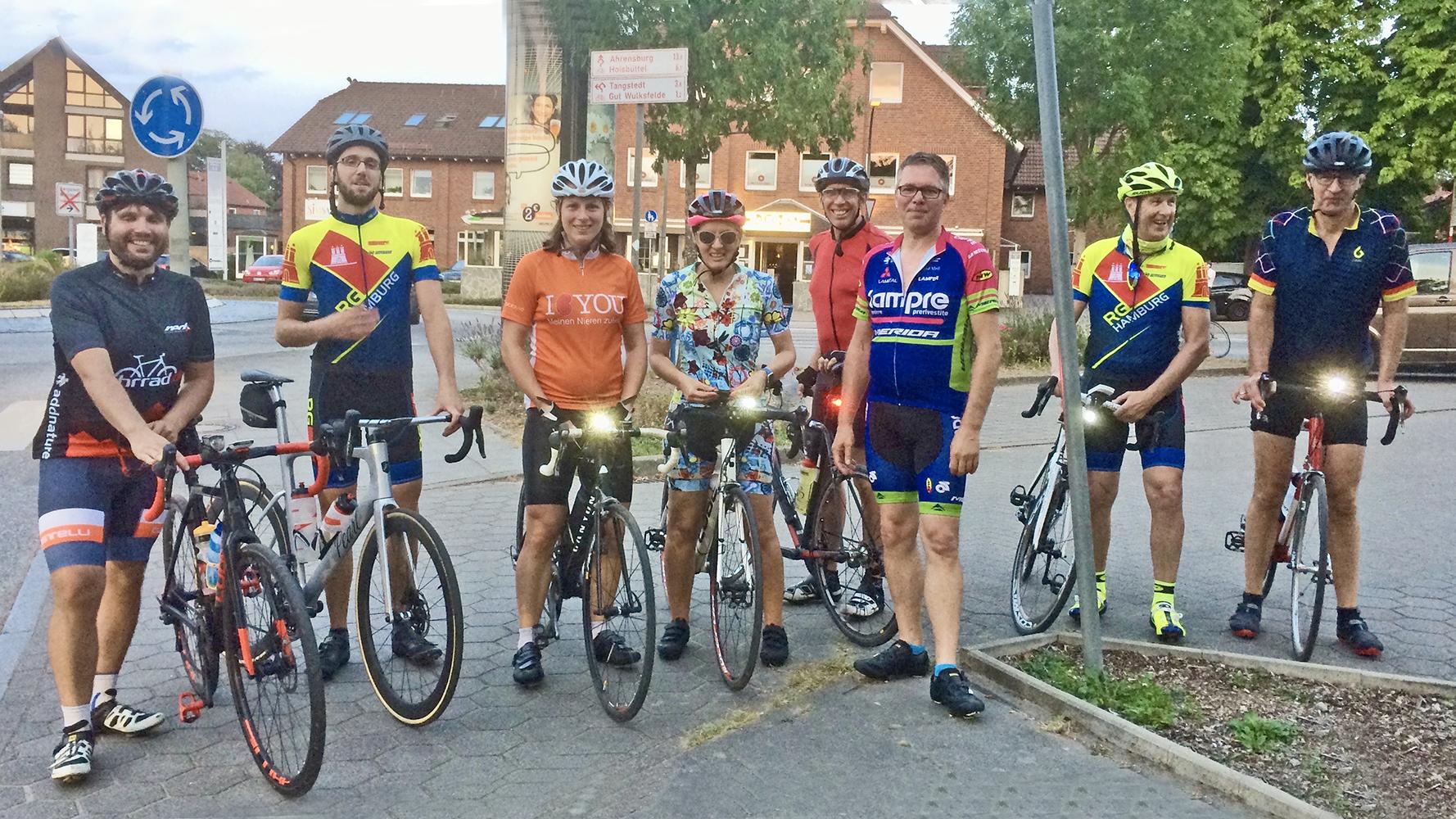 Rennrad-Team Duvenstedt 2021